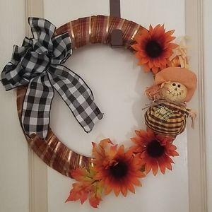Fall Wreath nwot